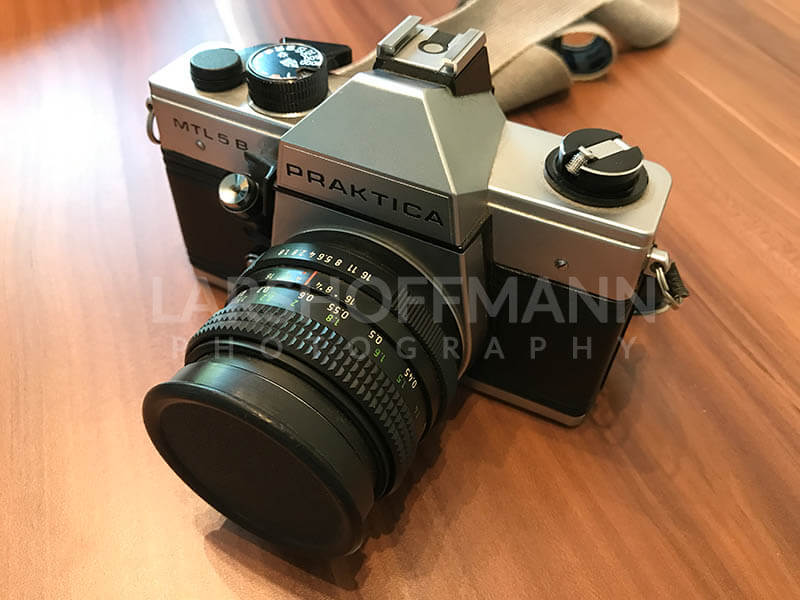 Use a praktica mtl mm film camera wikihow to photograph
