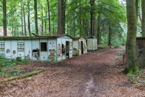 Lost Place Kinderferienlager DDR Ostsee Usedom